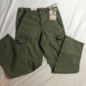 NWT Express cargo pants